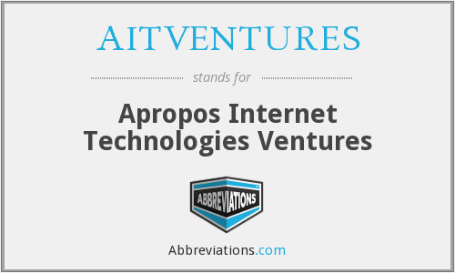 What does AITVENTURES stand for?