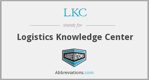 What does LKC stand for?