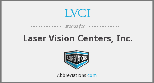 What does LVCI stand for?