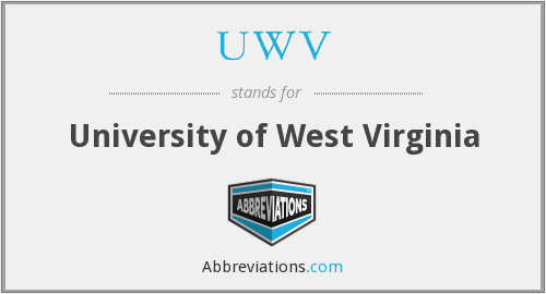 What does UWV stand for?