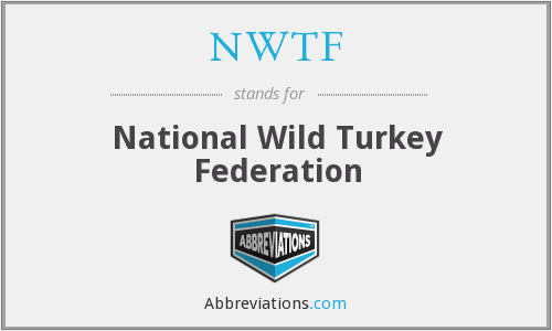 What does NWTF stand for?