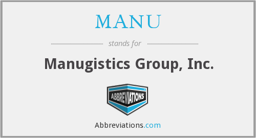 What does MANU stand for?