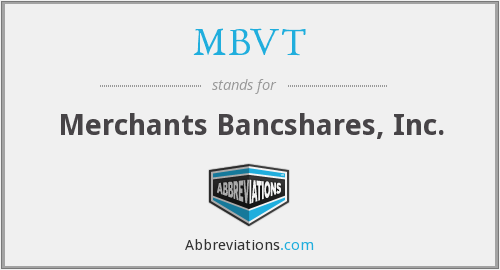 What does MBVT stand for?
