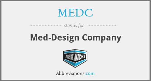 MEDC - Med-Design Company