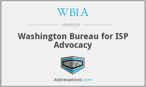 What does WBIA stand for?