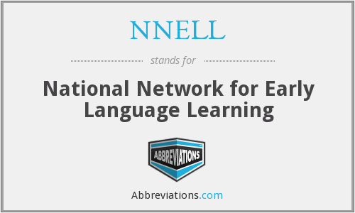 What does NNELL stand for?