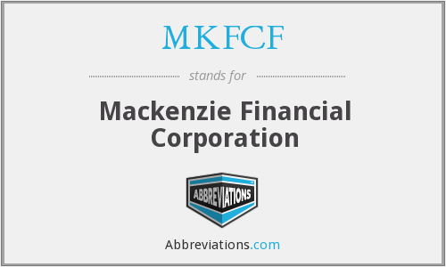 What does MKFCF stand for?