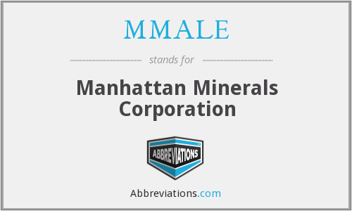 What does MMALE stand for?