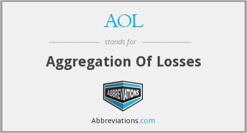 AOL - Aggregation Of Losses