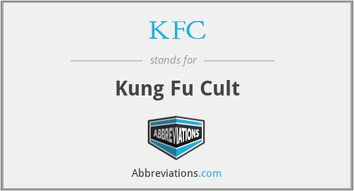 KFC - Kung Fu Cult