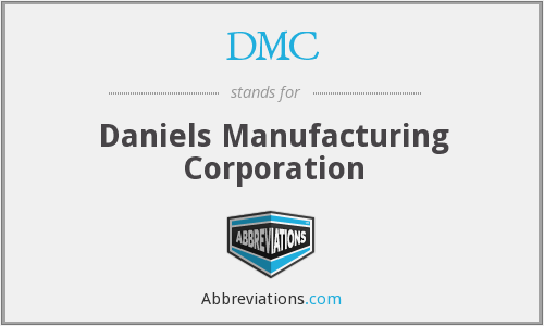 DMC - Daniels Manufacturing Corporation