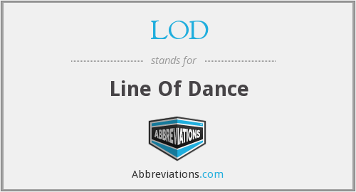 What does line stand for?