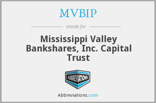 What does MVBIP stand for?