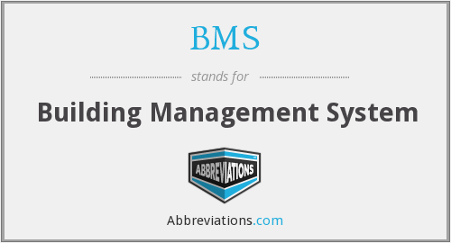 What does B.M.S stand for?